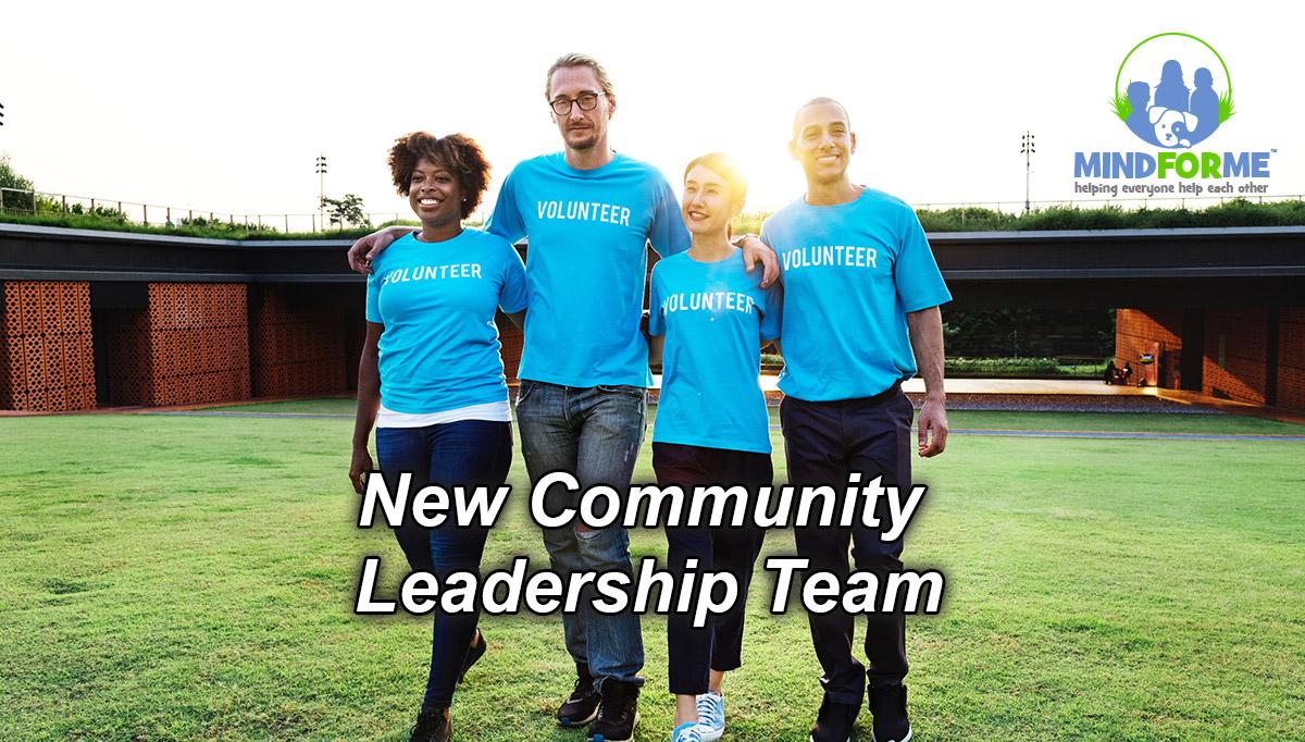 New Community Leadership Team