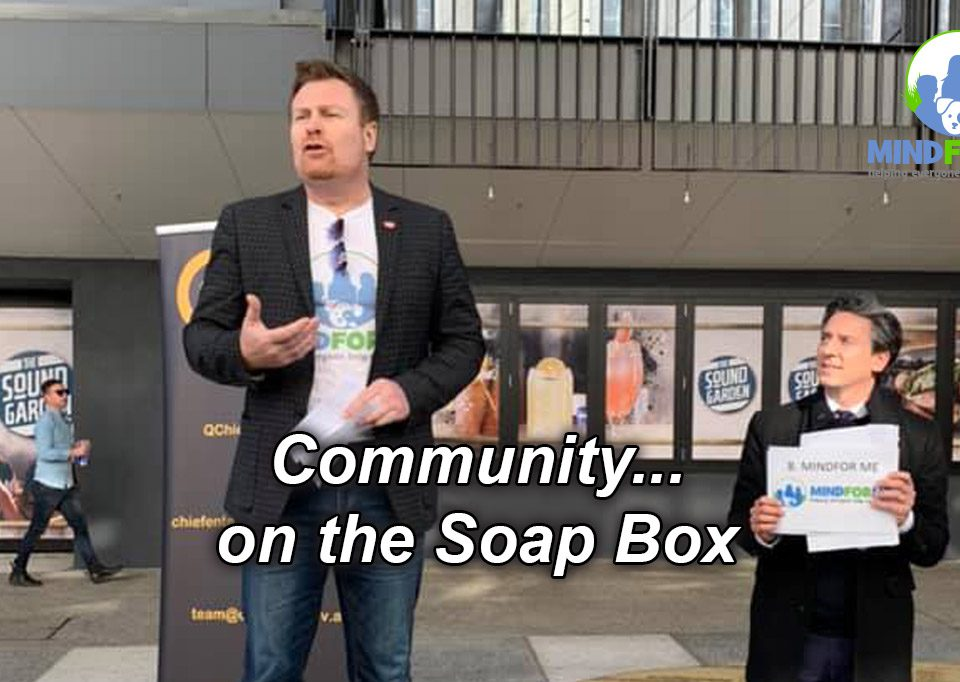Community... on a Soap Box