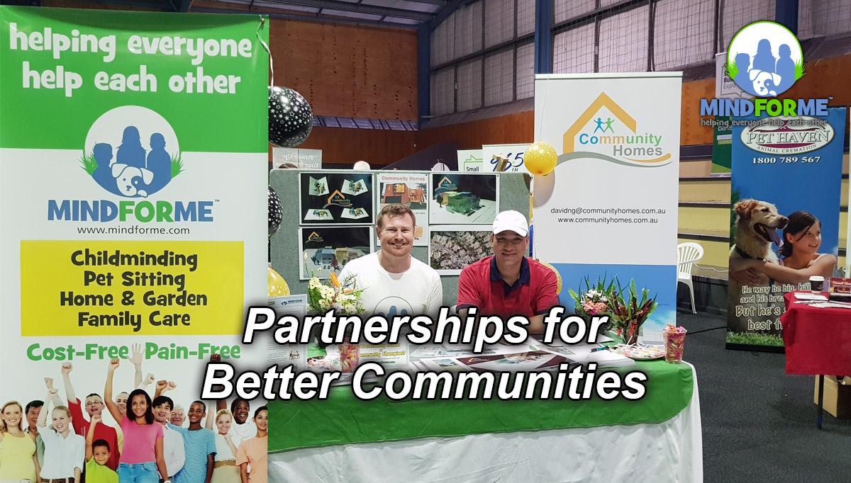 Partnerships for Better Communities