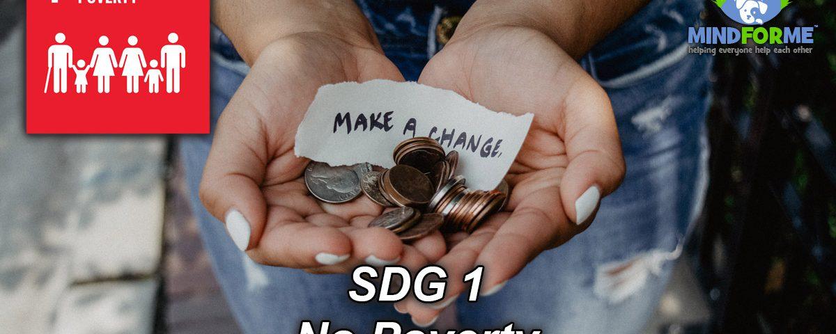 Sustainable Development Goal 1 - No Poverty